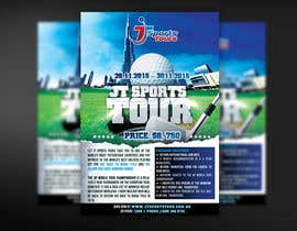 #19 for Design a Flyer for Golf Tour af mirandalengo