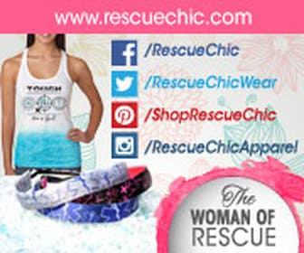 #2 for Design a Banner for RescueChic af serkanselek