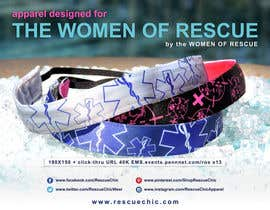 #10 for Design a Banner for RescueChic by ayogairsyad