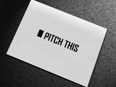 Nro 9 kilpailuun Design a Logo for Pitch This käyttäjältä DQD
