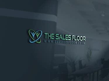 #33 untuk Design a Logo for The Sales Floor oleh olja85