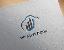 #54 untuk Design a Logo for The Sales Floor oleh aliesgraphics40