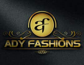 #96 for Design a Logo for Ady Fashions. af arnab22922