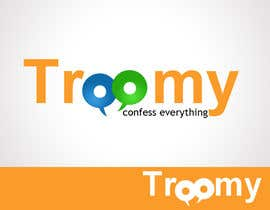 nº 43 pour Design a Logo for Troomy par logodancer