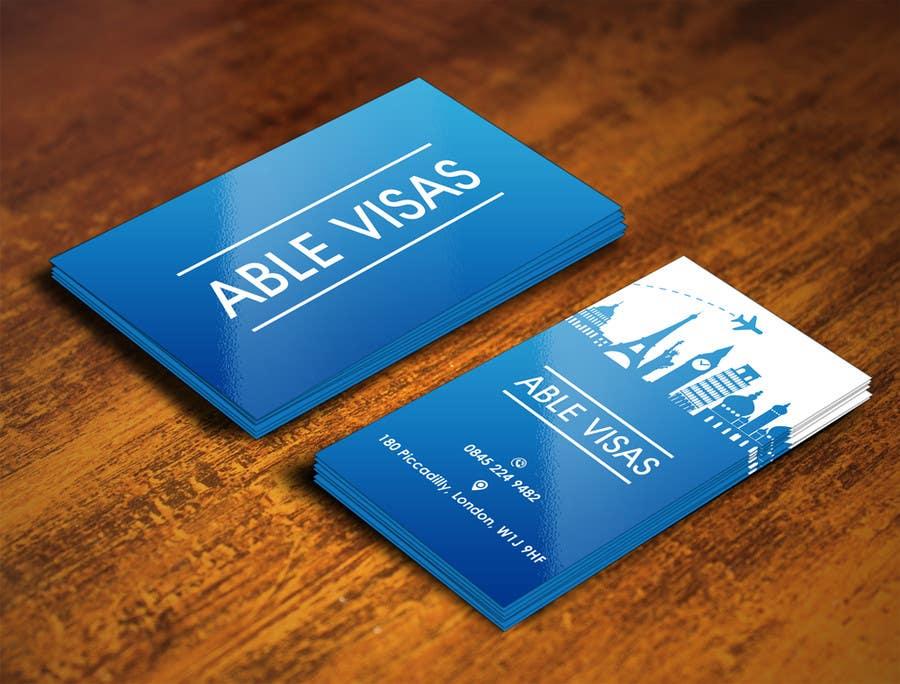 Bài tham dự cuộc thi #7 cho Design some Business Cards for me
