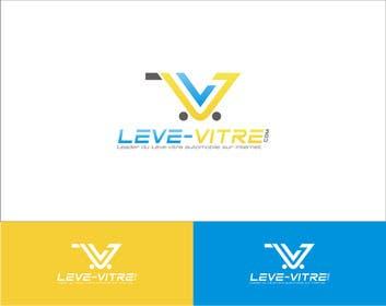 RPDonthemove tarafından Logo for Leve-Vitre.com için no 40