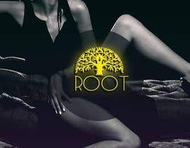 "#224 para logo design for fashion brand ""ROOT"" por Saadyarkhalid"