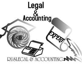 #22 untuk Design a Logo for LAW firm and ACCOUNTING oleh lieuth