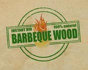 Create Print and Packaging Designs for Barbeque wood için Graphic Design11 No.lu Yarışma Girdisi