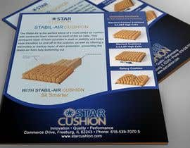 #5 untuk Design an Ad for Star Cushion Products, Inc. oleh starfz