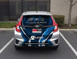 #13 para I need some Graphic Design for a Car Wrap por Mangolphin