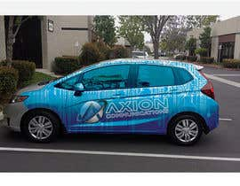 #4 para I need some Graphic Design for a Car Wrap por harisdin