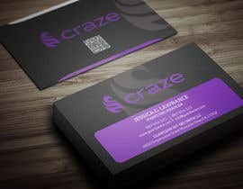 Fgny85 tarafından Sleek Business card for Craze için no 12