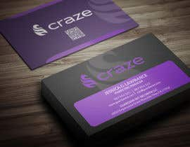 #13 untuk Sleek Business card for Craze oleh Fgny85