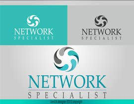 #70 para Develop a Corporate Identity for NetworkSpecialist por UenUil