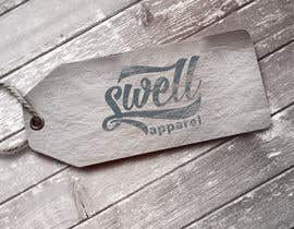 #20 untuk Design a Logo for Swell Apparel oleh vladspataroiu