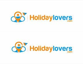 #51 untuk Design a Logo for www.holidaylovers.com oleh namishkashyap