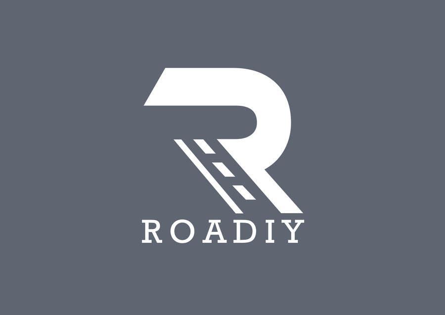 """Konkurrenceindlæg #48 for Logo Design for """"Roadiy"""""""