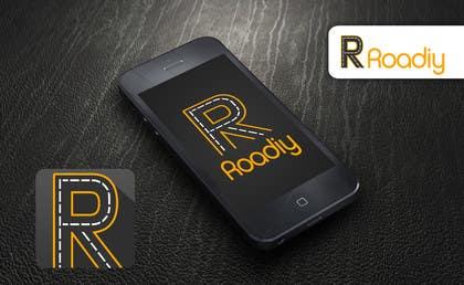 """Nro 19 kilpailuun Logo Design for """"Roadiy"""" käyttäjältä zubidesigner"""