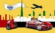Bài tham dự #9 về Illustrator cho cuộc thi Illustrate Something for new cars & motorcycles website