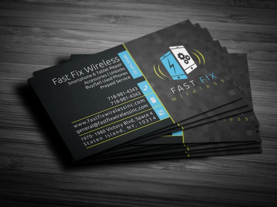 Iphone repair business cards wwwpixsharkcom images for Cell phone repair business cards