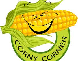 #15 for Create a Logo and Food Stall Look for Corny Corner af avozniuk