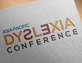 #48 para Design a Logo for Dyslexia Conference por dreamer509