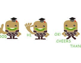 #7 untuk Design our company's messenger chat sticker set. oleh nazrulislam277