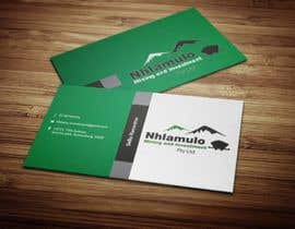 #10 for Design a letterhead and business cards for a mining company af TanoJawed