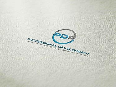 #16 untuk Design a Logo for Professional Development Forum oleh ydgdesign