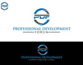 #53 untuk Design a Logo for Professional Development Forum oleh animatesuneel
