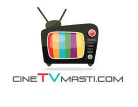 #181 for logo design for cinetvmasti.com by shohaghhossen