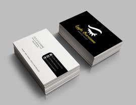 #12 for Design some Business Cards for Makeup, Brow & Lash Specialist af hansa02