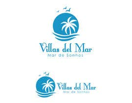 #10 untuk Design a Logo + Stationary for: Villas del Mar oleh alexandracol