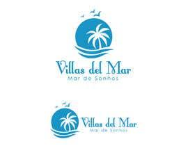 #10 for Design a Logo + Stationary for: Villas del Mar af alexandracol