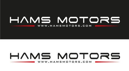 #23 cho Diseñar un logotipo for Hams Motors bởi sayuheque