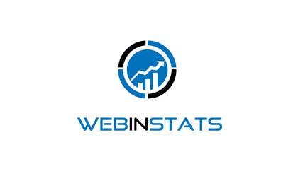 Nro 110 kilpailuun WebInStat Company Logo käyttäjältä Anatoliyaaa