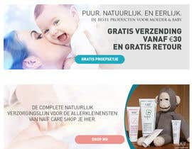 #25 for Design 2 Banners for a baby/mother care products site af prasetyo7684
