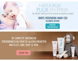 #17 for Design 2 Banners for a baby/mother care products site af assamite