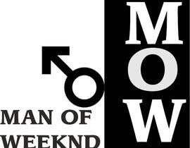 #37 for Design a Logo for Man Weekend af hamoudnapster