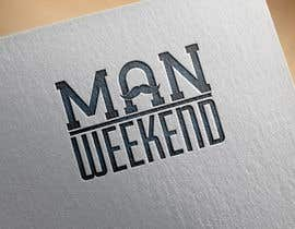 filipzirbo tarafından Design a Logo for Man Weekend için no 35