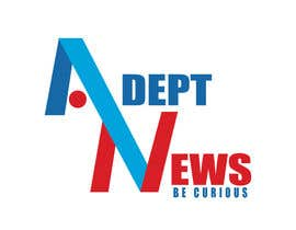 #8 para Design a Logo for Adept News por Marilynmr