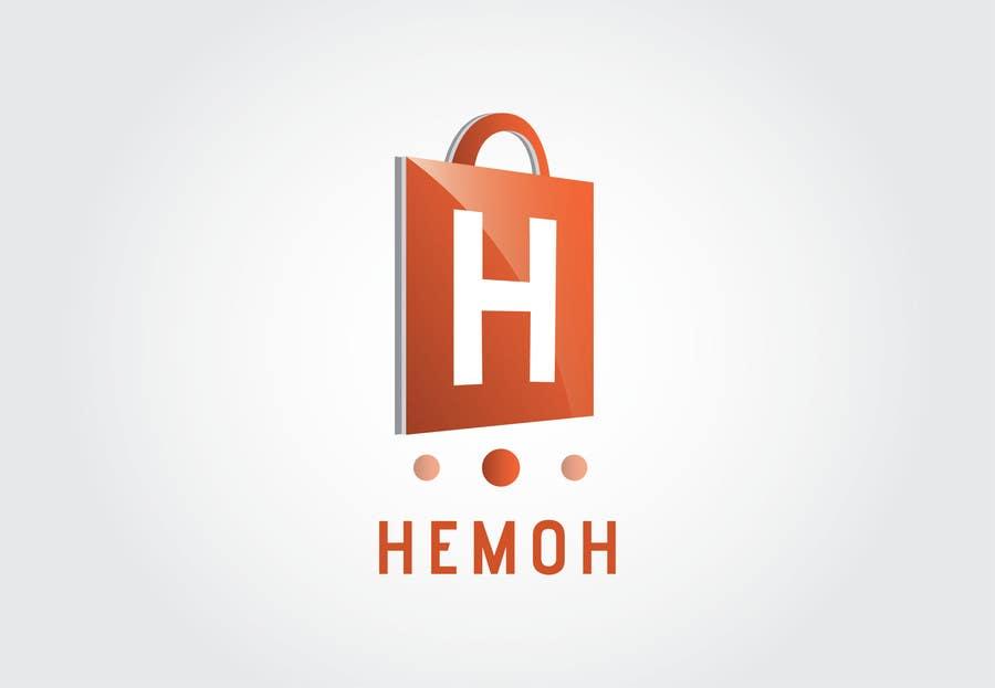 Bài tham dự cuộc thi #                                        60                                      cho                                         Webshop Logo design + one-letter Favicon (H)