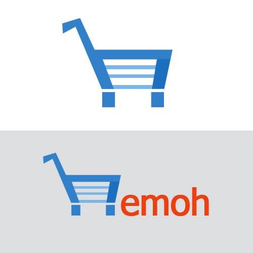 Bài tham dự cuộc thi #                                        1                                      cho                                         Webshop Logo design + one-letter Favicon (H)