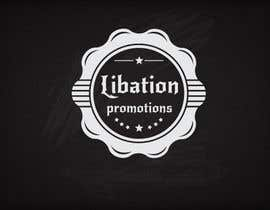 #39 untuk Design a Logo for Libation Promotions oleh brookrate