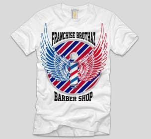 Nro 11 kilpailuun Design a T-Shirt for barbershop käyttäjältä ezaz09