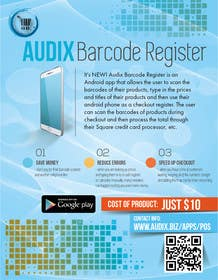 #2 cho Design an Advertisement for Audix Barcode Register bởi yaris196