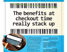 #13 cho Design an Advertisement for Audix Barcode Register bởi Robpurl