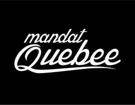 #20 para Design a Logo for  M a n d a t              Q u e b ec por rajnandanpatel