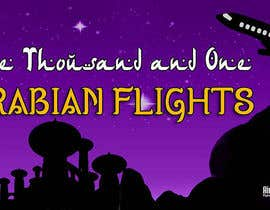 "#85 for Design ""1001 Arabian Flights"" by dsignfactorybd"